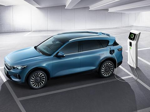 岚图FREE开启预售,计划每年推出一款新车,下一款或为MPV