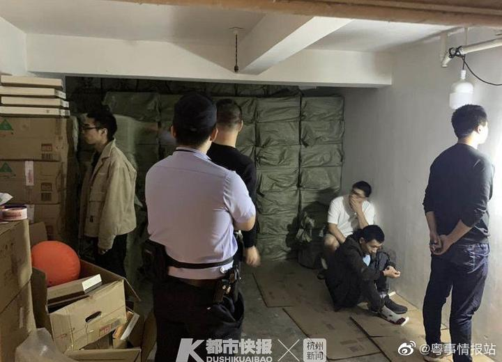 莆田老板偷偷从广东运到浙江