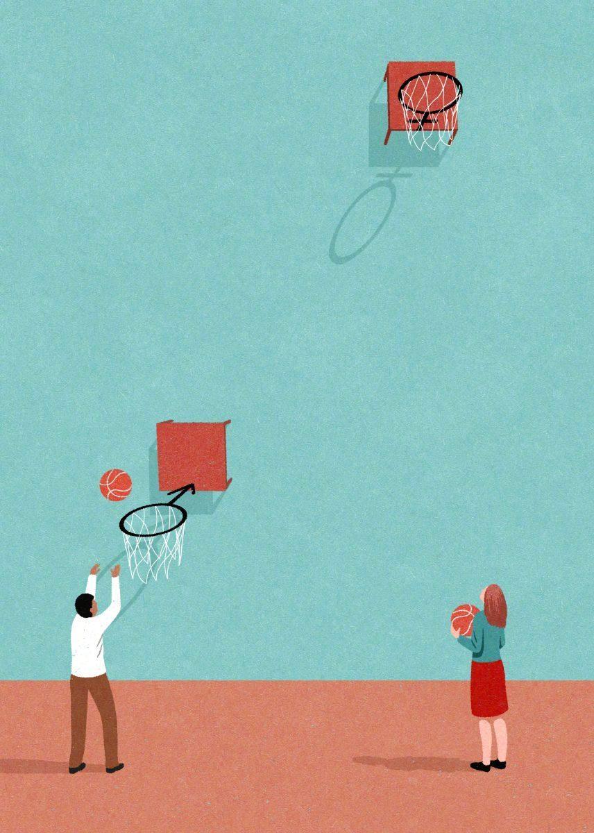 来自英国著名插画师 John Holcroft 颇有讽刺意味的绘画作品欣赏www