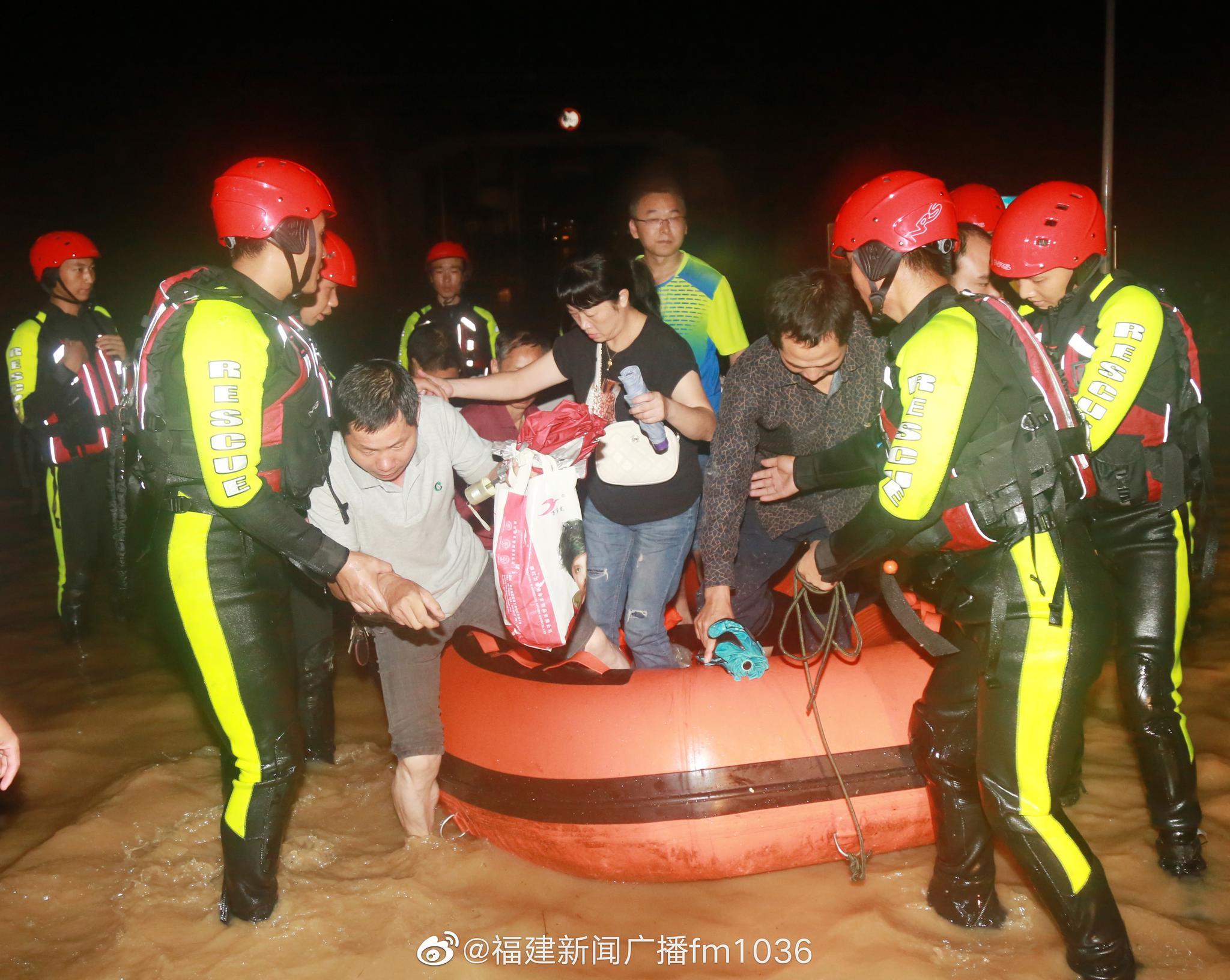 福建新闻广播记者从福建省消防救援总队获悉……