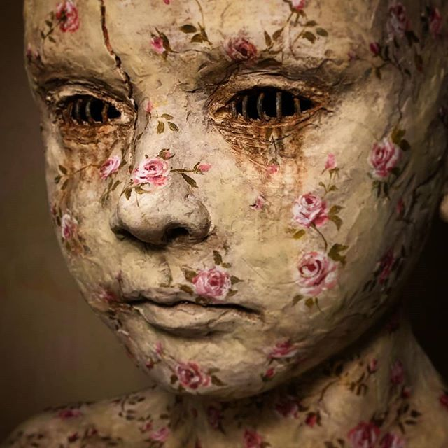 雕塑艺术家Tania Font