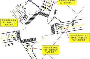 出行提示!青岛市北、李沧这俩路口,交通组织有变化