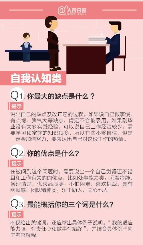 9个种类、25道刁钻面试题+应对思路↓助你面试成功!