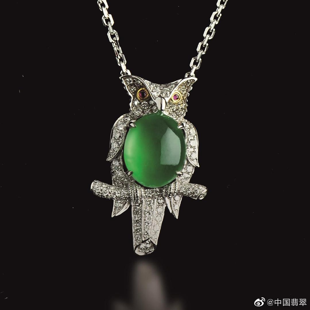 同样的料子,珠链已是金字塔塔尖上的品质