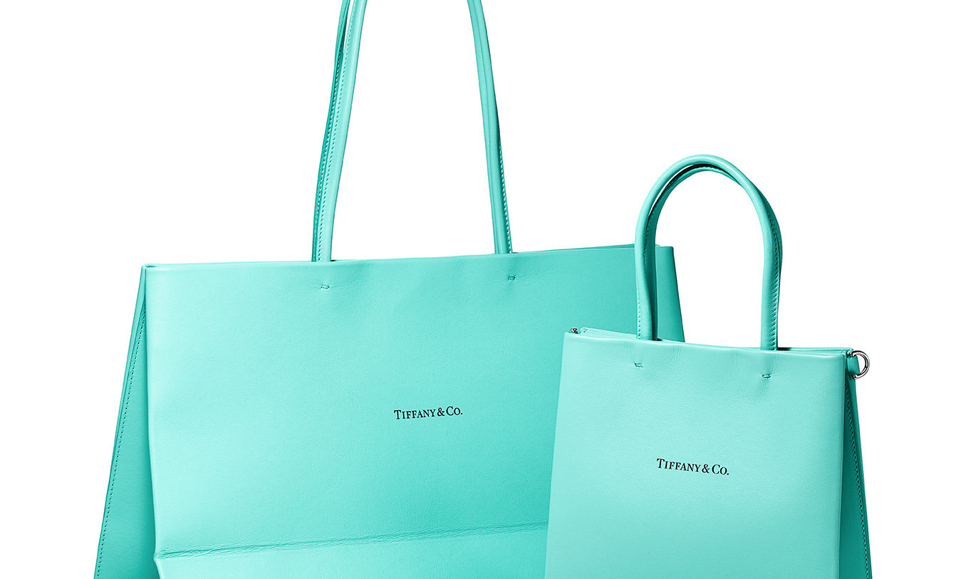 Tiffany & Co. 全新包袋系列来咯