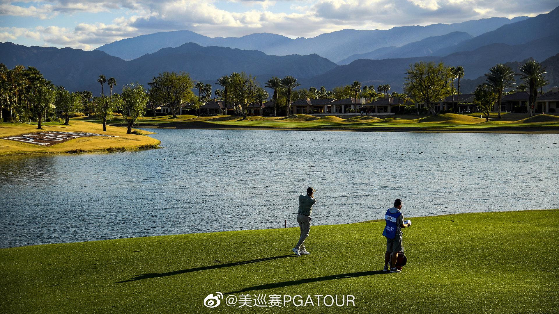 美丽的PGA西部俱乐部