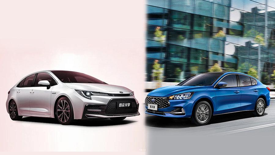 丰田雷凌与福特福克斯该选谁?
