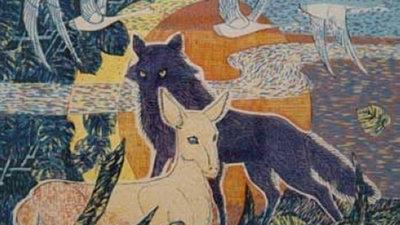 【苍狼白鹿】草原故里,图腾起源
