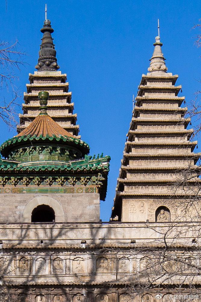 古建筑|明代.真觉寺
