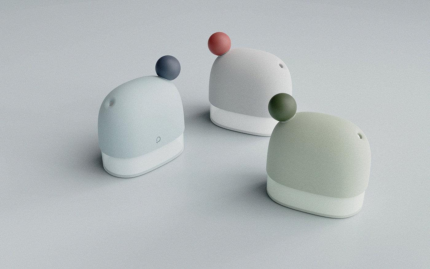 点滴之间-香薰机,原创设计师:吃午饭的联源