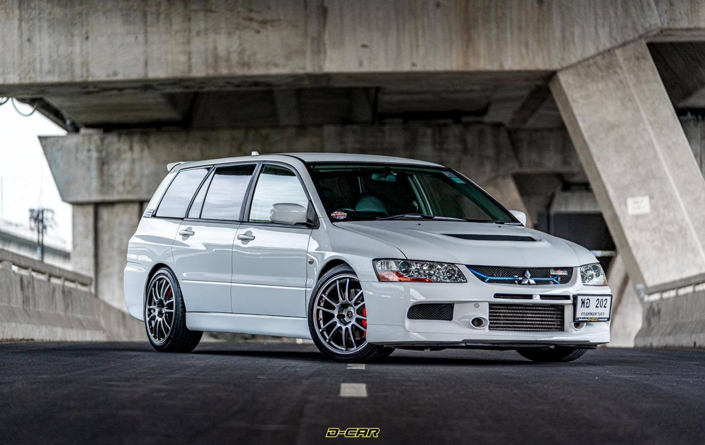 Mitsubishi Evolution IX Van Wagon,Photo