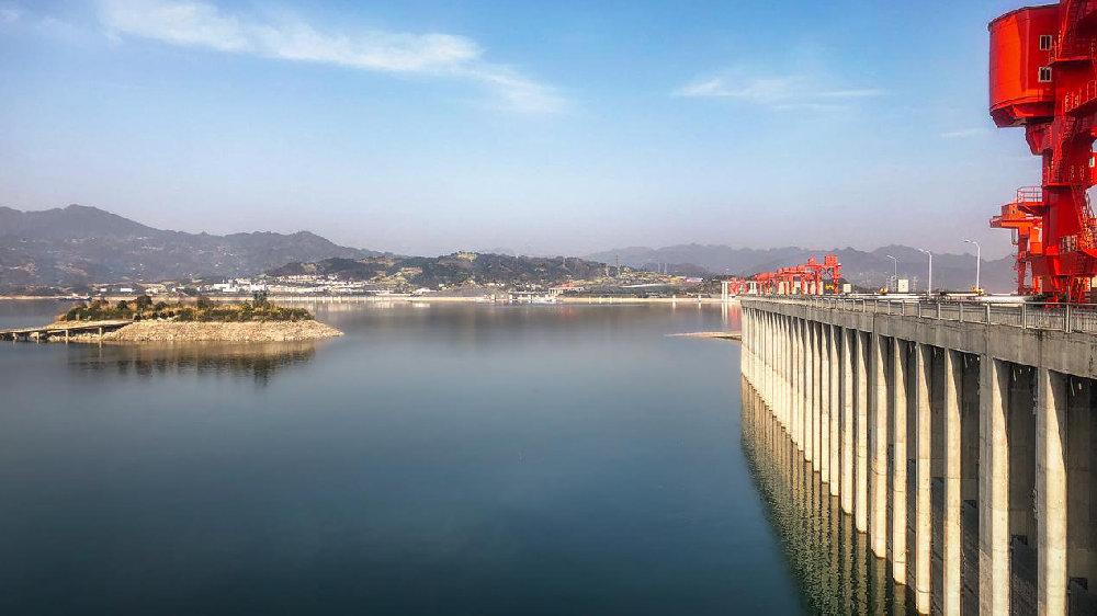 三峡水库全力支援长江中下游地区复工复产和春耕灌溉