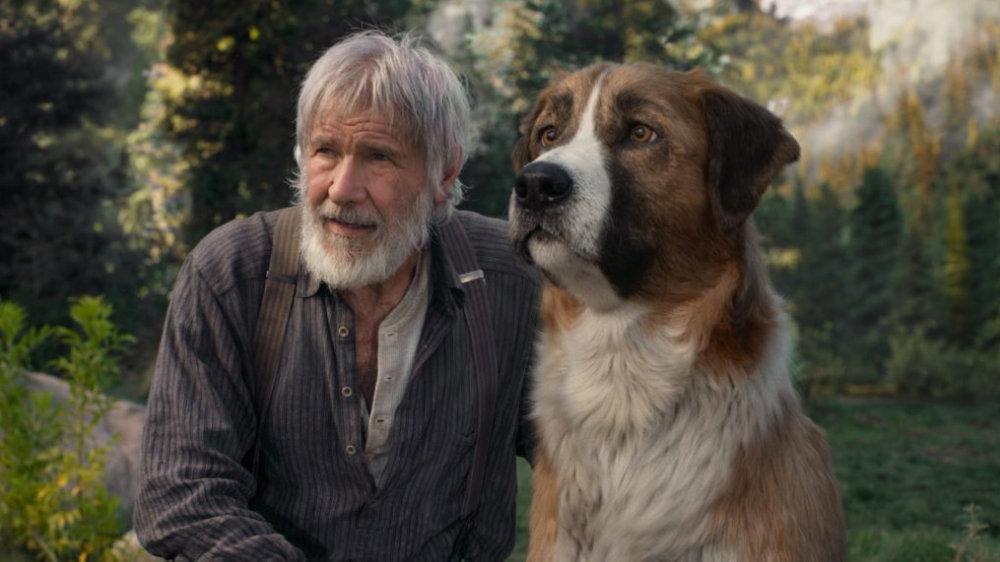 哈里森福特化身疗愈系大叔 ,又被他这部狗片感动哭了
