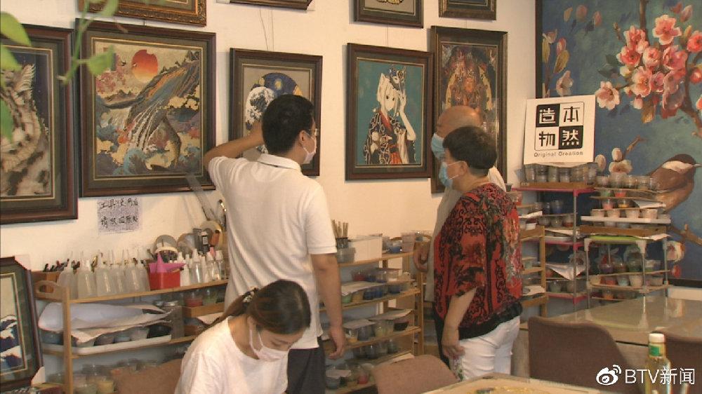 西城区:小店经济还原老北京味道