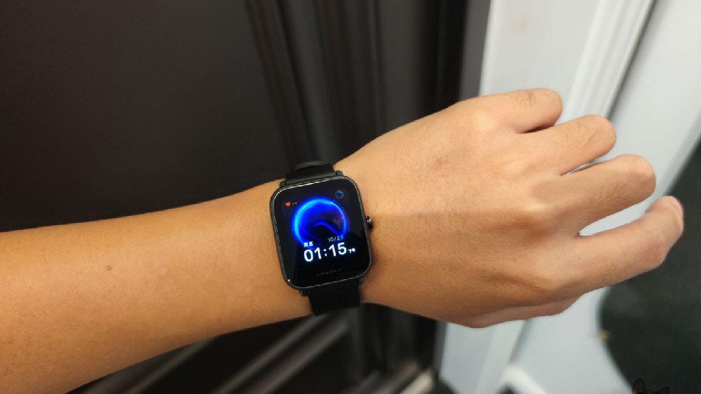 能测血氧的华米Amazfit Pop,或是性价比最高的智能手表