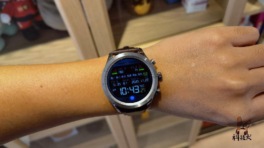 Zepp Z智能腕表评测:商务与科技融合、精英腕间睿智之选