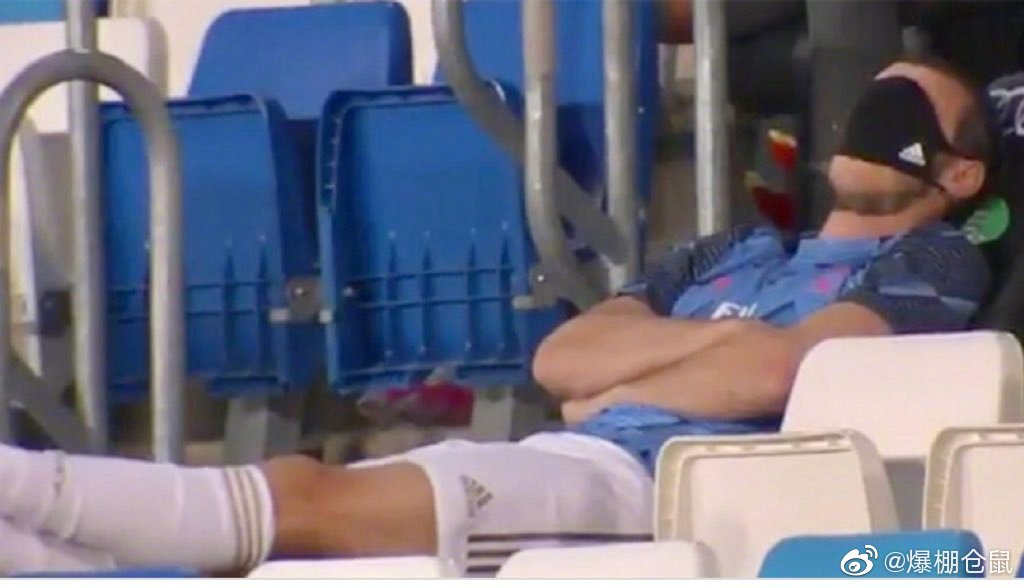 贝尔的马德里休闲时光