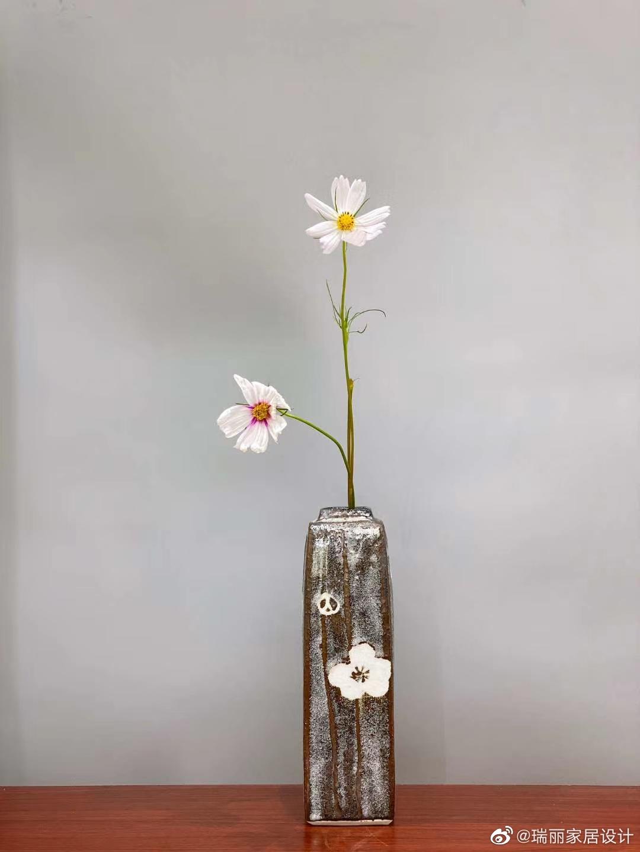 花艺师大副作品分享,草月流杭州教室主理人、沐方设计创始人