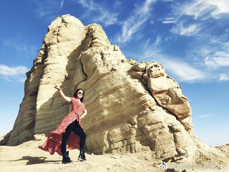 把苍凉拍出时尚,我们的花样姐姐团@微博旅游@新浪旅游