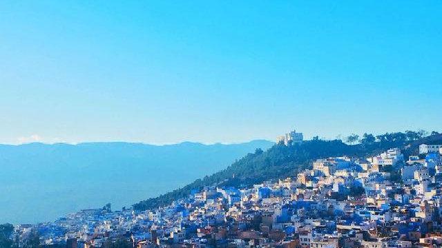 """摩洛哥,清新的""""非洲后花园"""",《孤独星球》十佳旅游目的地"""