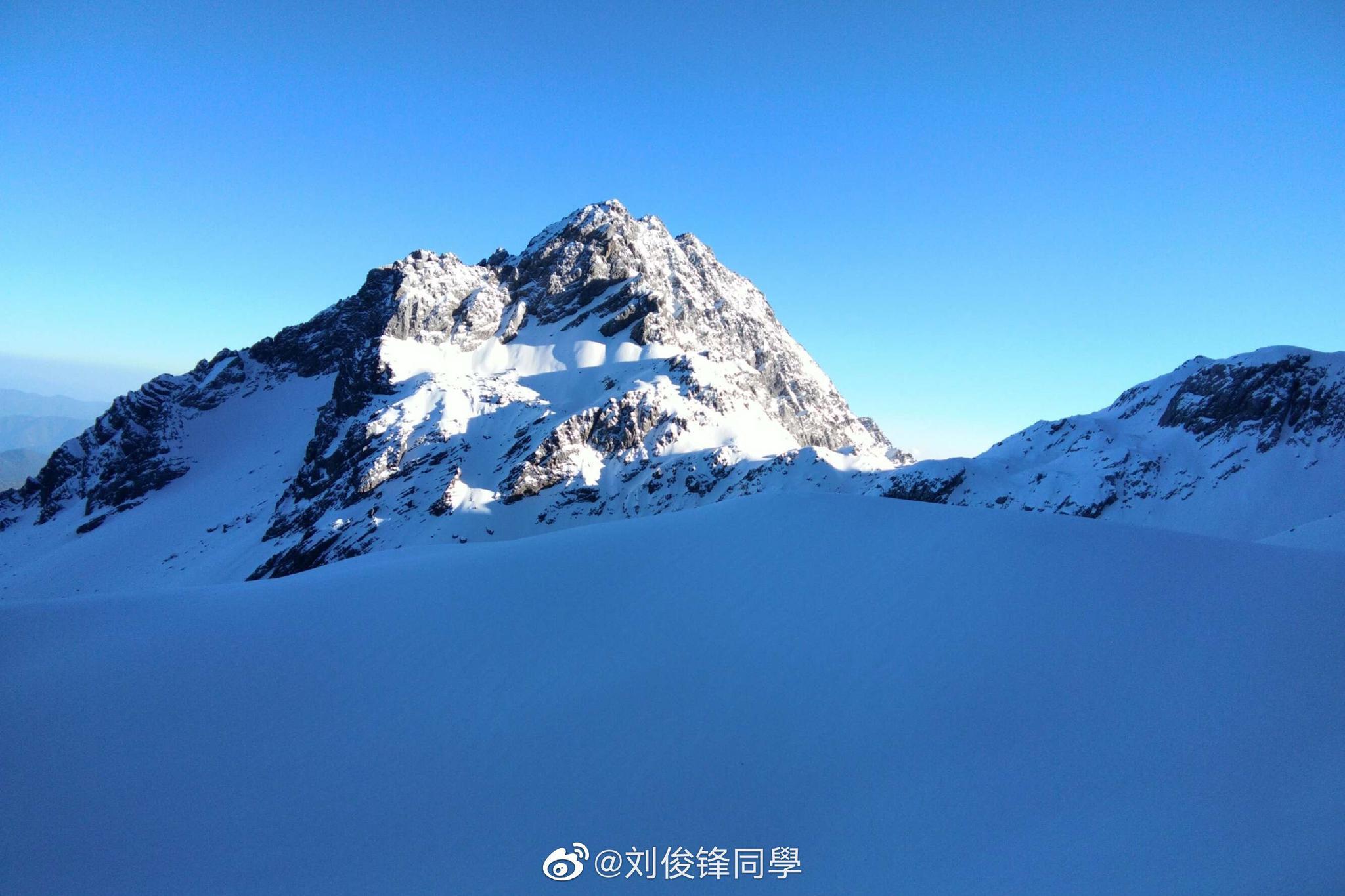 来一次丽江玉龙雪山人间值得。