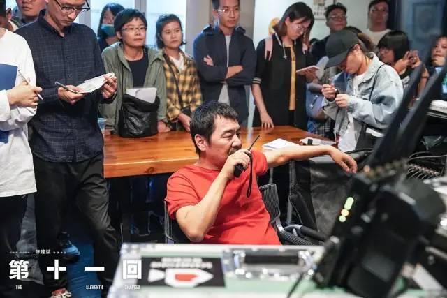 陈建斌新作《第十一回》改档4月2日,周迅大鹏窦靖童同台飙戏