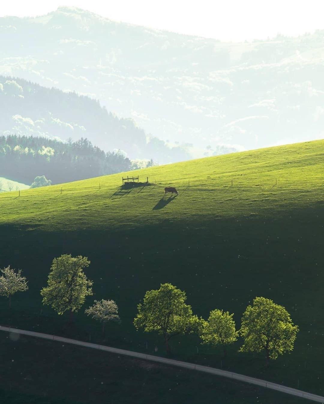 宁静与祥和——奥地利。