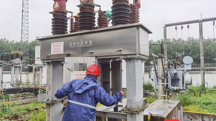 """琼海供电局启动Ⅲ级应急响应 全力应对台风""""沙德尔"""""""