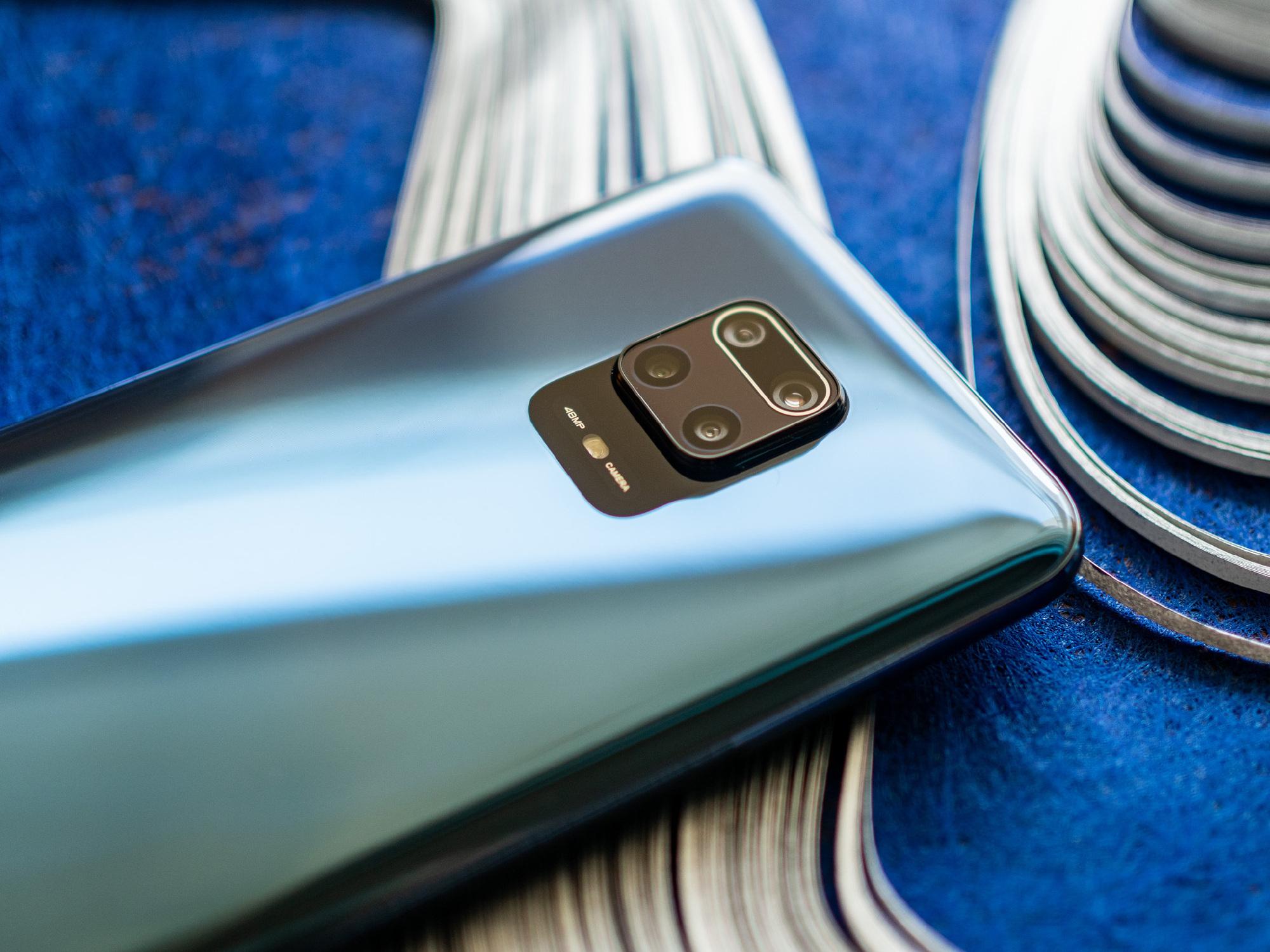 Redmi Note9 現在手機攝像頭真的是千奇百狀啊這千元機好看嗎?!