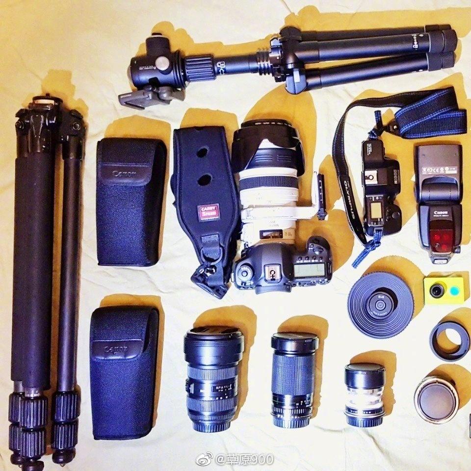 又到五一出行假期啦,开始整理我的旅行装备了,除了旅拍摄影器材