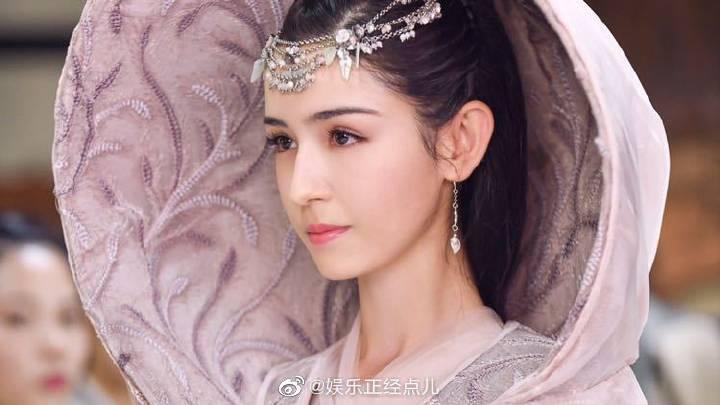 哈妮克孜新剧天舞纪开播 古装清新灵动的小仙女又回来了
