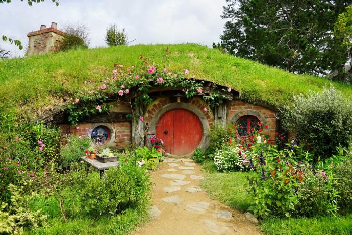 玛塔玛塔小镇,童话中的仙境