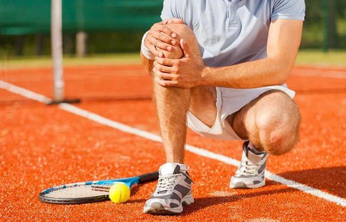 常见的网球运动损伤及防范策略