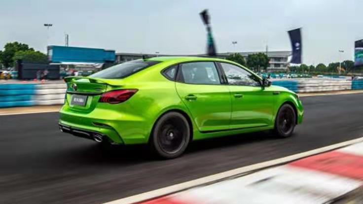 上汽名爵6新车型上市,产品实力究竟如何?