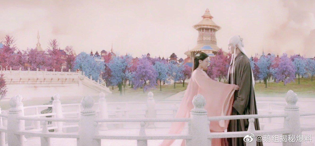 《三生三世十里桃花》里凤九和东华帝君的爱情我看得比白浅夜华还真情