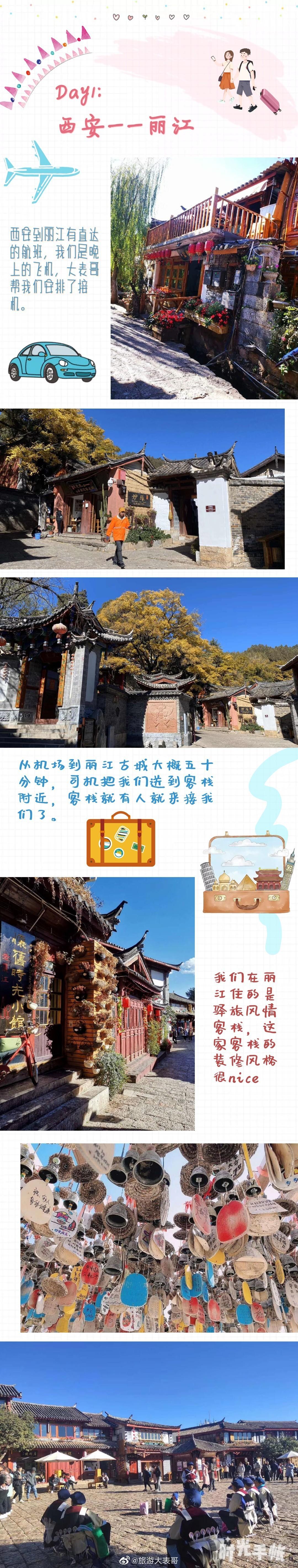 云南旅游攻略,丽江大理泸沽湖自由行