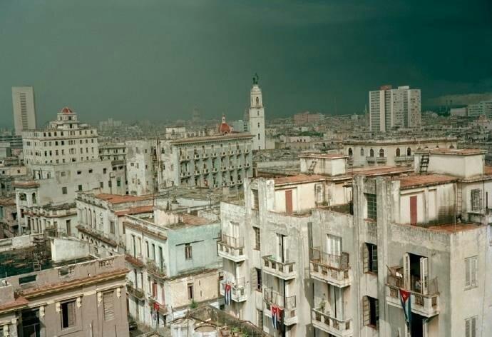 古巴,加勒比海上的奇异国度。