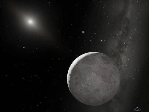 """""""九大行星""""再迎新成员?事实证明它只是一颗矮行星"""