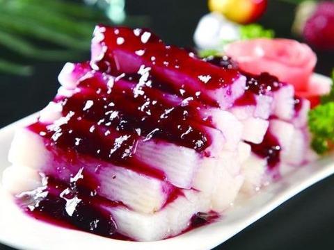 家常美食:姜汁鲜奶蒸蛋,蓝莓酱山药,木瓜煲鲫鱼