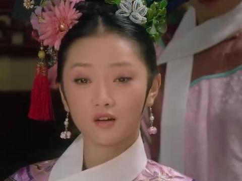 《甄嬛传》遗憾:贞嫔从强助沦落到反派,论白月光和饭米粒的差距