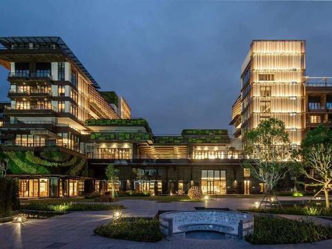 亚太地区首家环保新奢酒店,洗澡都有计时器看看长啥样。