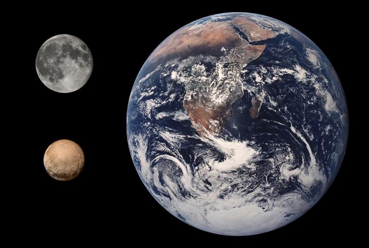 那个被降级成为矮行星的冥王星,竟然能放出x射线?!