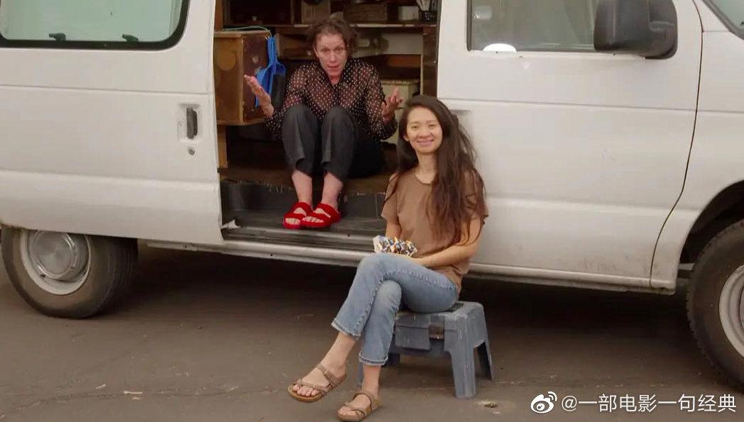 中国导演赵婷的《无依之地》拿下了多伦多电影节人民选择奖