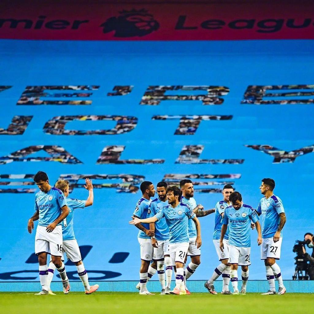 英超复赛后状况最好的球队!曼城可以神往更多