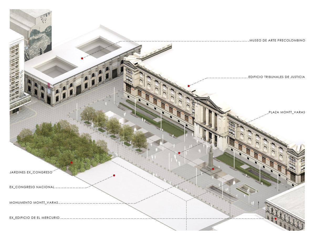 建筑轴侧图表现