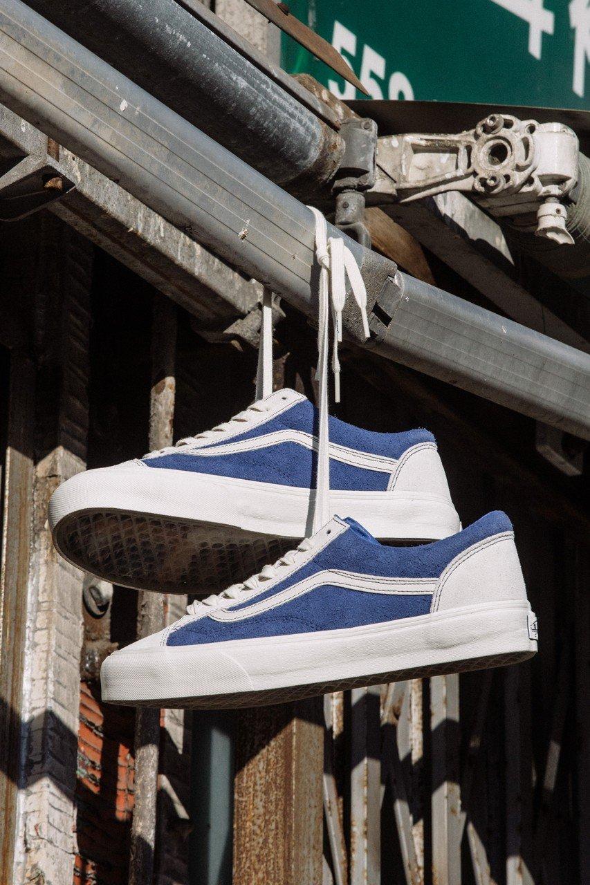 Better Gift Shop x Vans Vault Style 36 / Half Cab 预计将于11月2