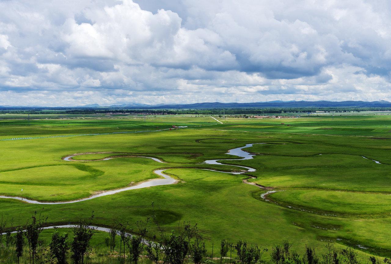 九曲十八弯,大自然的神韵之笔——滦河神韵风景区。