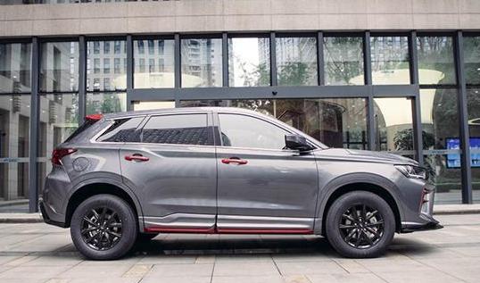 斯威新款SUV车型钢铁侠,外观充满金属质感,4月30日上市