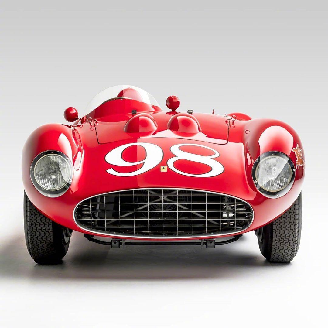 经典车系列之1955年法拉利Ferrari 857S