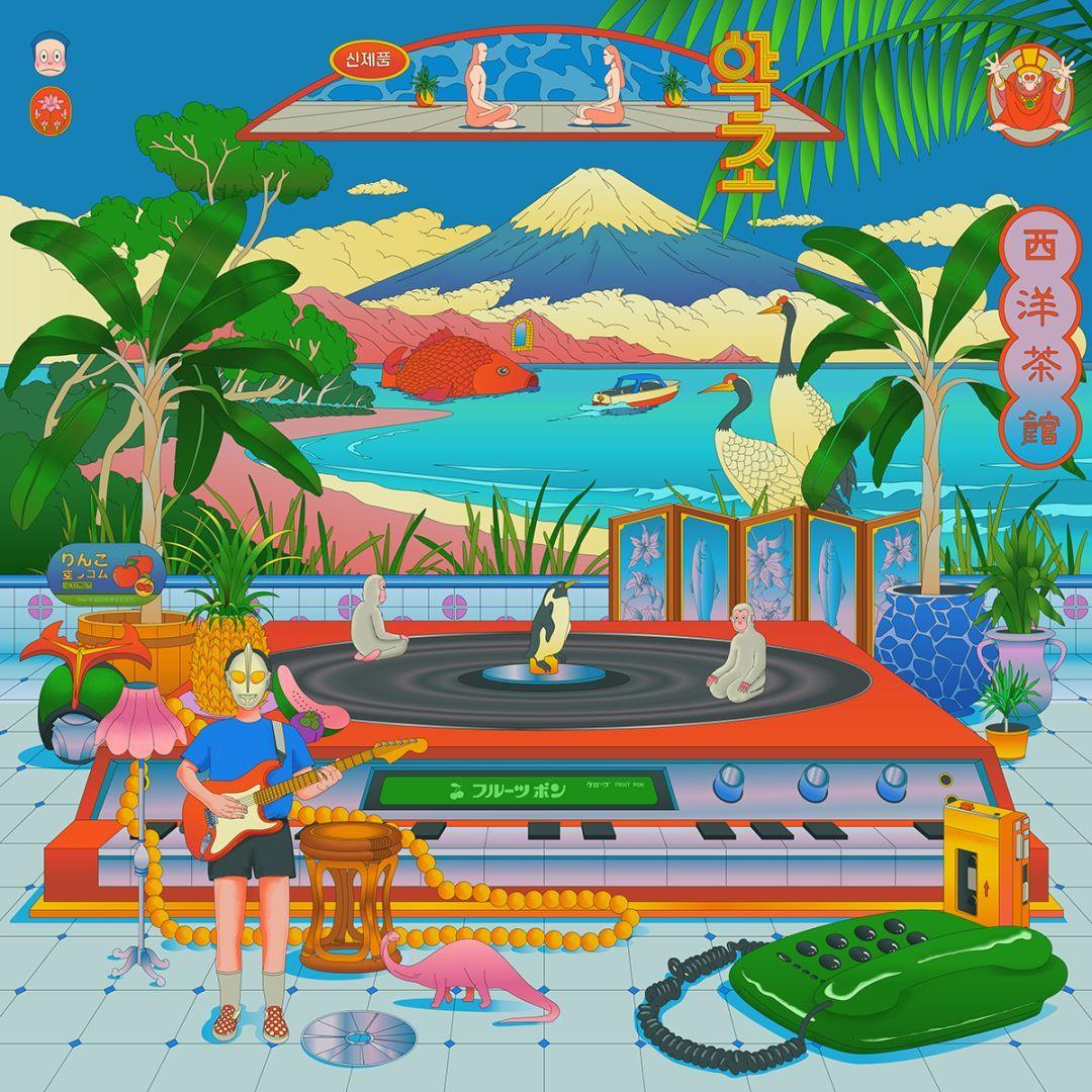 City Pop作为日本80年代的经典音乐风格